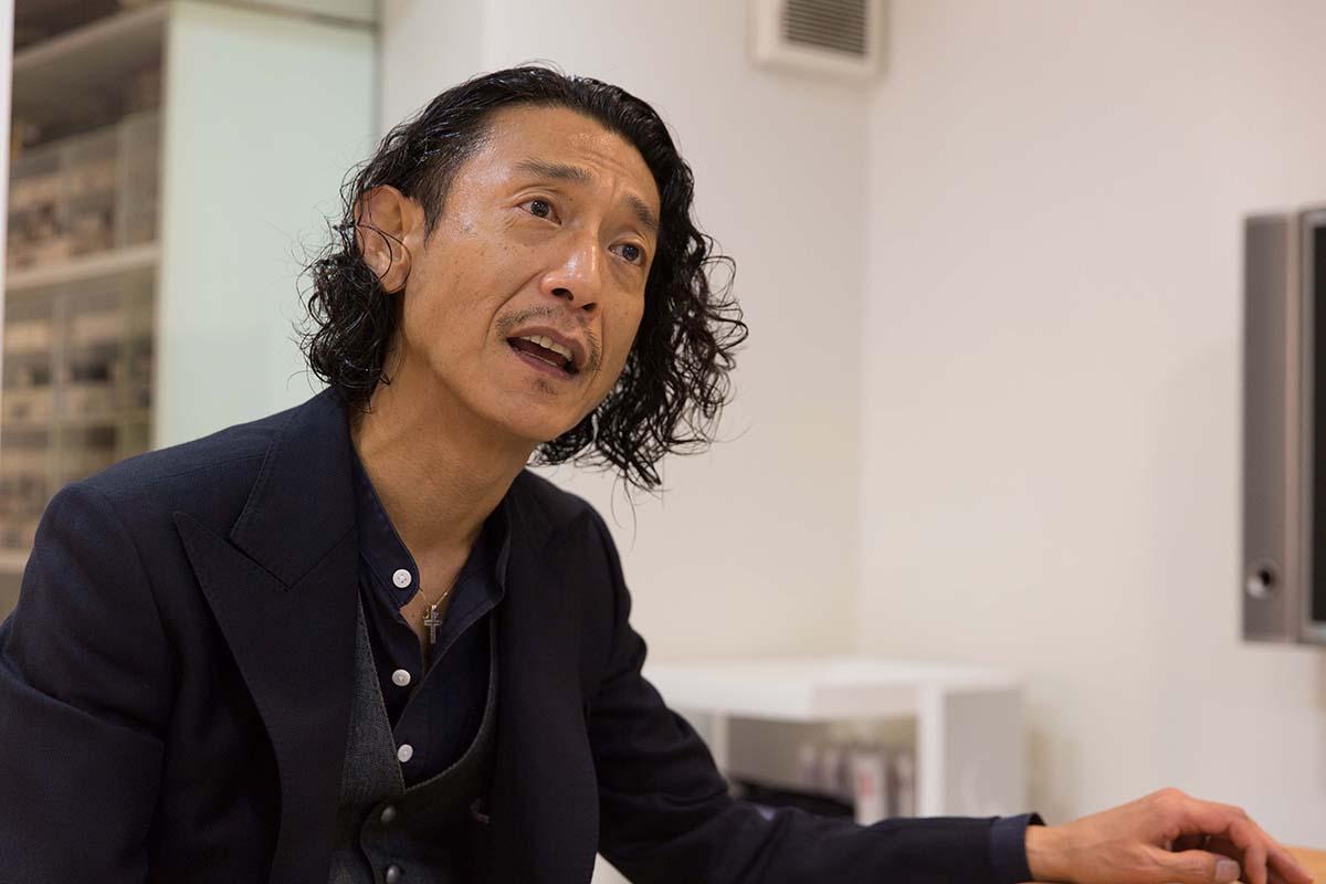 美髮界專業人士專訪 第一彈  KINGDOM 公司負責人 塩川昌英先生