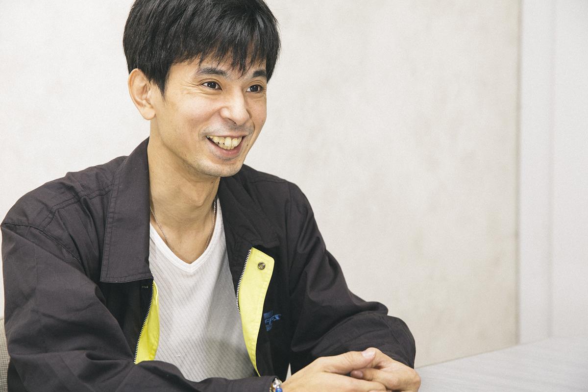 生產管理負責人 廠長 平川雅章 先生